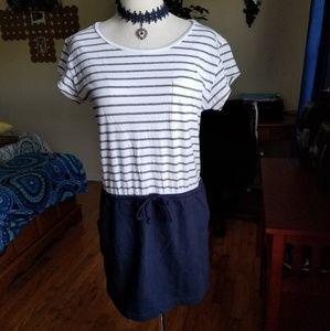 Gap casual extra small petite pocket dress